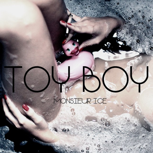 Toy Boy Cover (Front)
