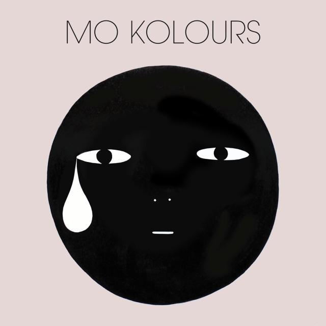 Mo Kolours album packshot